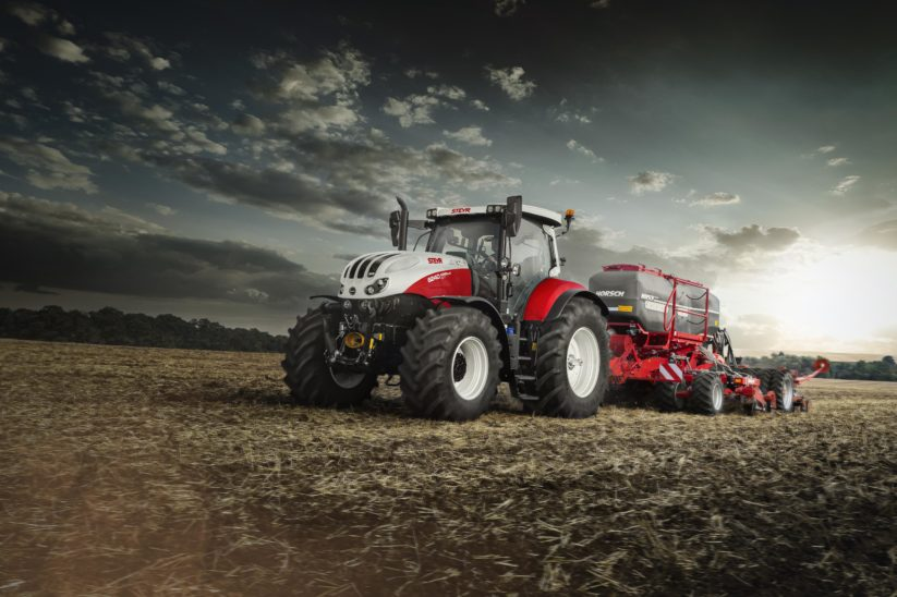 Steyr-Traktoren 6240 6185