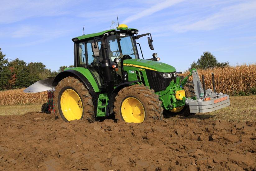 JOhn Deere 6120m John Deere Traktor