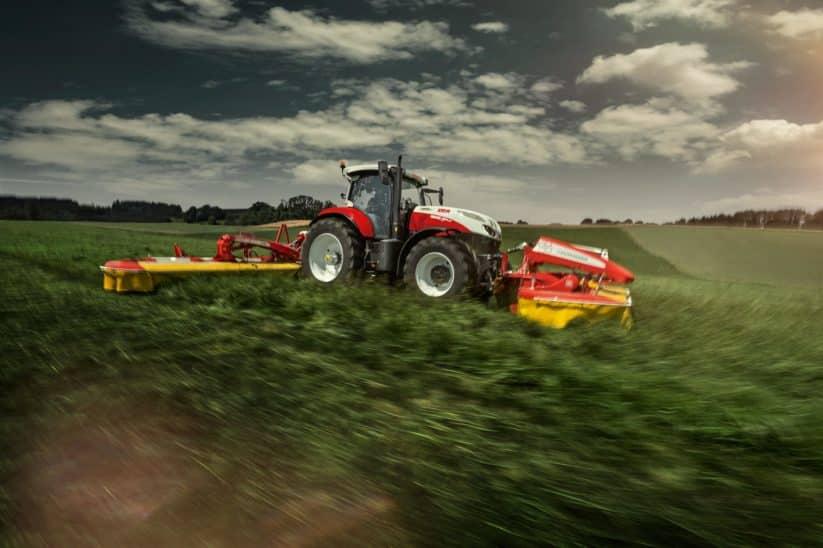 Steyr Traktoren Steyr Traktor CVT Absolut