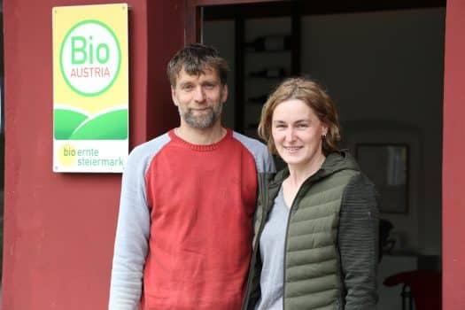 Bio Award Steiermark 2021 Bio ernte