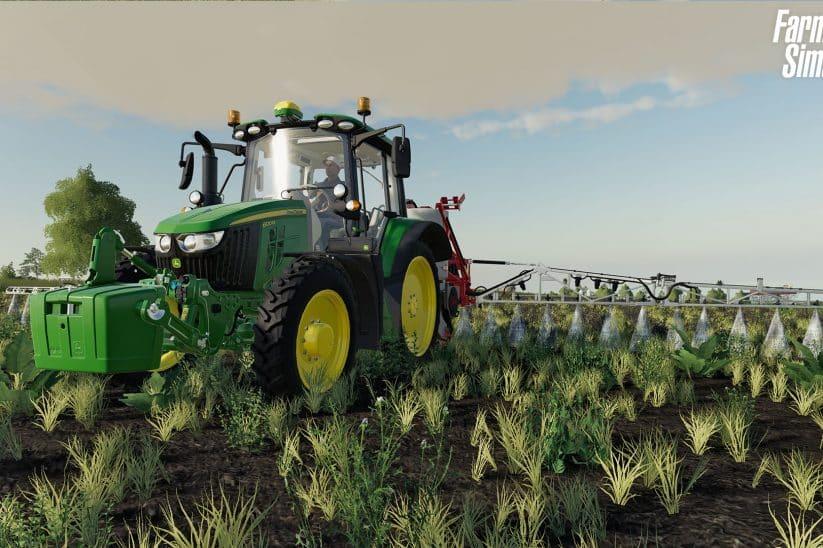 Landwirtschafts-Simulator 22 Precision Farming DLC