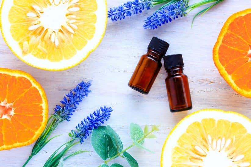 Aroma Duft Lavendel Zitrone