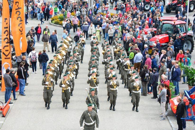 Rieder Messe Ried Militärmusik