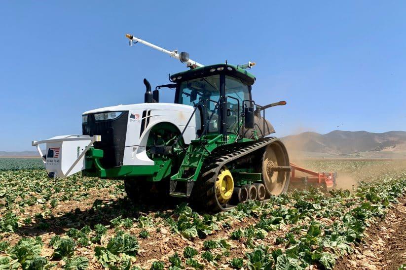 John Deere autonome trakoren autonomer traktor ohne fahrer fahrerlos fahrerlose